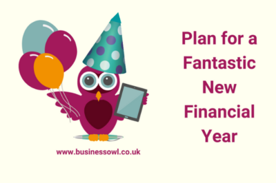 Plan for a fantastic New Financial Year