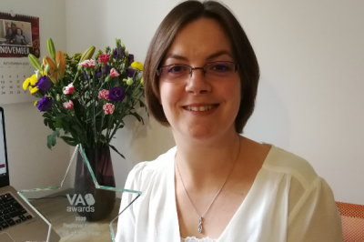 Award-winning virtual assistant expands her firm