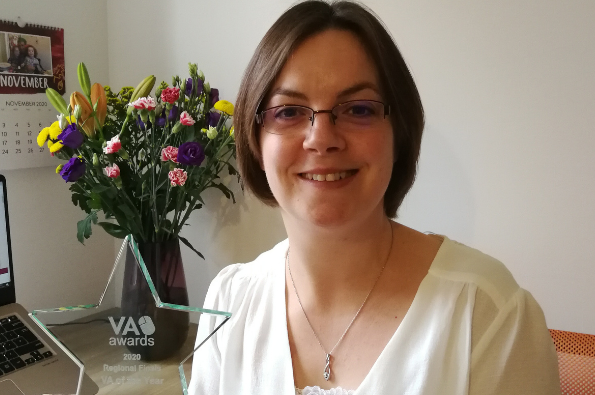 Award-winning virtual assistant expands her firm
