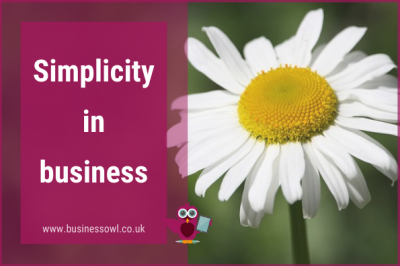 Simplicity in business